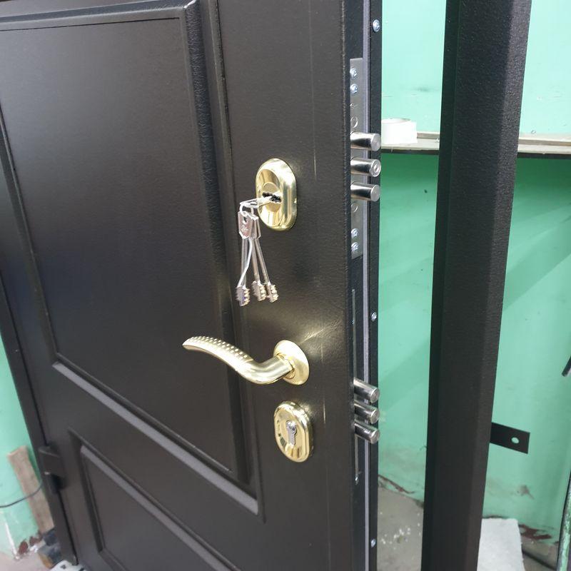 Дверь входная Терморазрыв 90 мм./декор